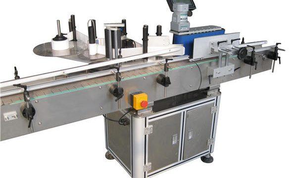 Produttore automatico dell'etichettatrice della bottiglia rotonda dell'autoadesivo