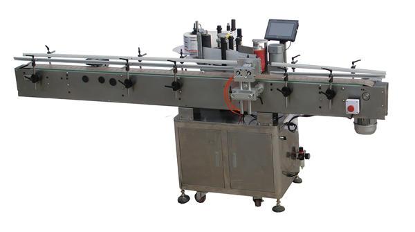 Produttore automatico dell'etichettatrice di posizionamento delle bottiglie