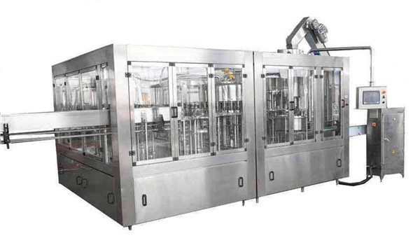 Linea di riempimento automatico dell'olio di cocco 8000BPH