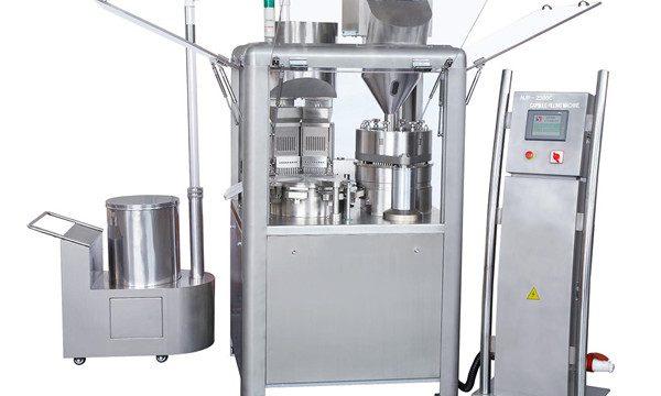 Riempitrice automatica di capsule per riempire capsule