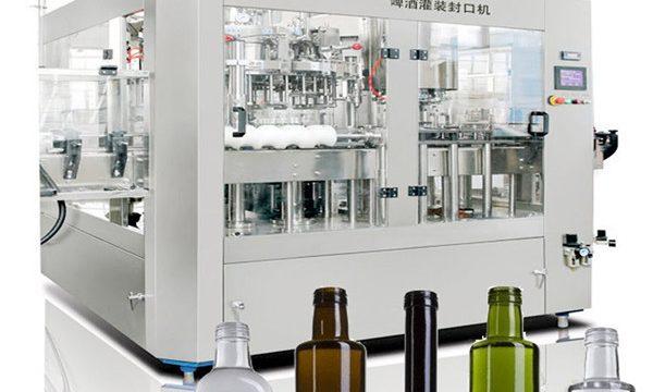 Macchina di rifornimento liquida della latta di birra