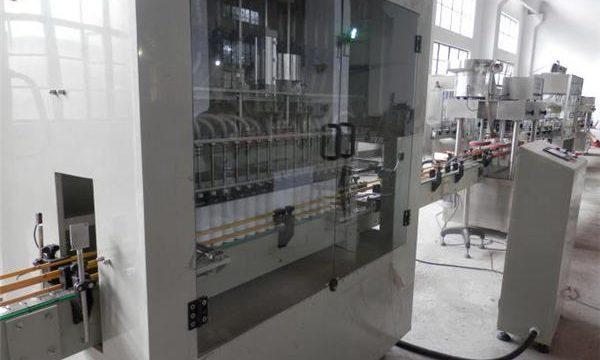 Riempitrice automatica di candeggina completamente in acciaio inossidabile
