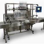 Riempitrice automatica di bottiglie di sapone liquido