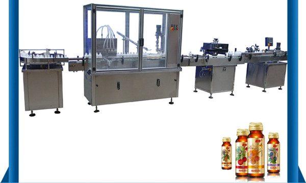 Macchina di rifornimento liquida automatica della bottiglia del miele del fornitore della Cina