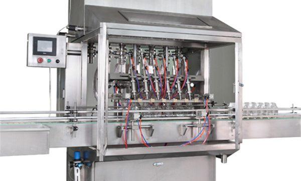 Sina Ekato possiede una linea di produzione completa di riempimento olio motore per auto, macchina di riempimento olio