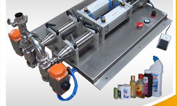 Cina Prodotti Prezzi Piccola bottiglia Liquido Riempitrice Fornitore