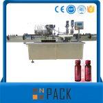 Riempitrice semiautomatica per liquidi sotto vuoto Prezzo basso