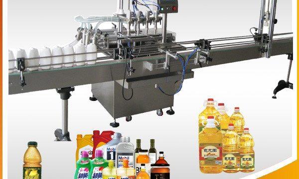 Riempitrice per olio lubrificante 1L-4L