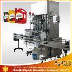 Macchina di rifornimento automatica del detersivo liquido 500ml-2L / macchina di rifornimento liquida di lavaggio