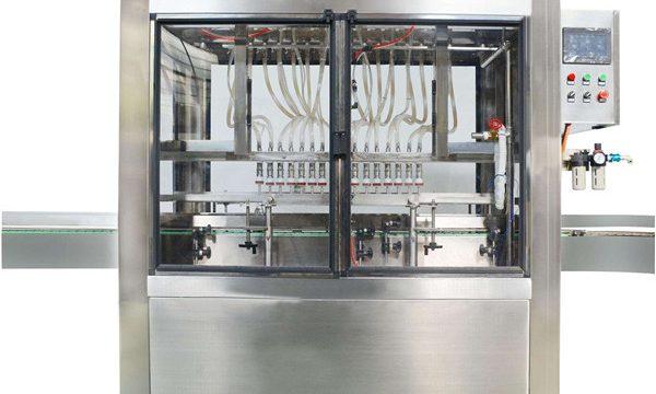 Riempitrice automatica per marmellata di crema a 10 teste completamente automatica