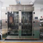 Riempitrice automatica di olio alimentare e macchina per l'imballaggio di olio di oliva