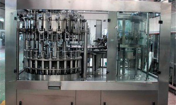 Macchina di rifornimento liquida automatica dell'acciaio inossidabile per olio / acqua purificata