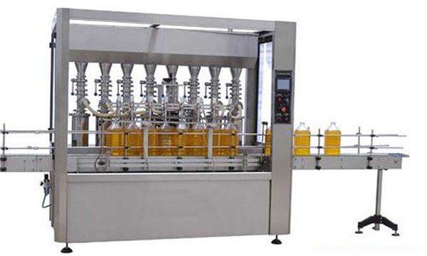 Riempitrice automatica lubrificante / commestibile ad alta precisione per olio 2000ml-5000ml