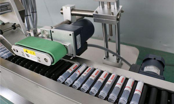 Etichettatrice orizzontale per fiala ad iniezione automatica
