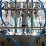 Riempitrice a liquido automatica a sei teste