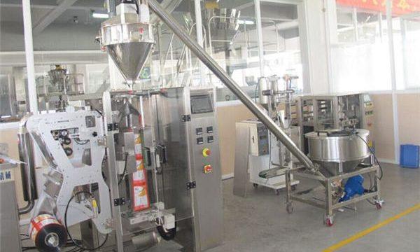 Polvere elevatrice e riempitrice automatica per sacchetti di polvere