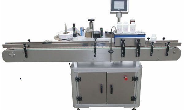 Mmachine automatico per laccatura di doppi lati per bottiglie in plastica per animali domestici