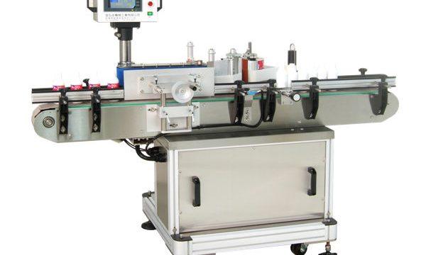 Produttore di etichettatrici per vasetti rotondi automatici