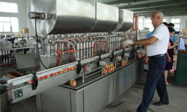 Riempitrice automatica 200-1000 ml di salsa di soia