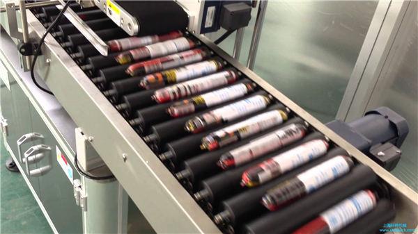 Etichettatrice automatica della salsiccia con l'alimentatore