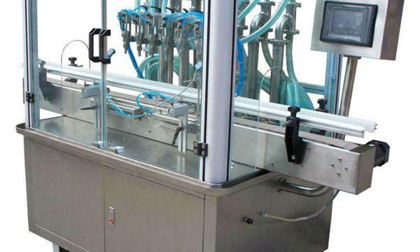Riempitrice automatica per liquidi sotto vuoto per shampoo