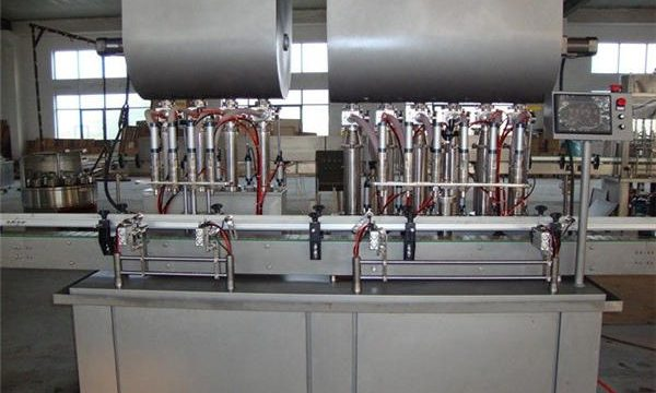 La più nuova macchina per il riempimento di pasta spessa di migliore qualità