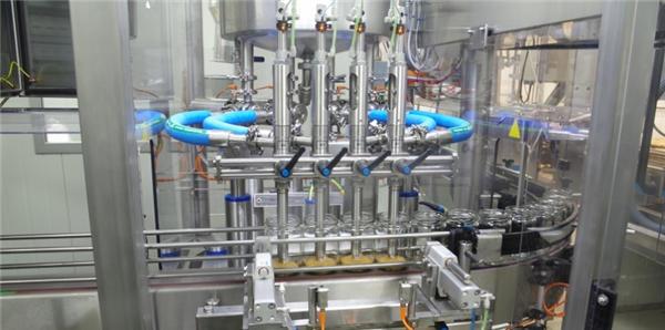 Riempitrice automatica di concentrato di pomodoro ad alta efficienza