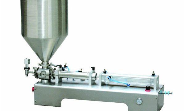 Riempitrice semi-automatica di lozione alla calamina / pistone per bottiglie di liquido